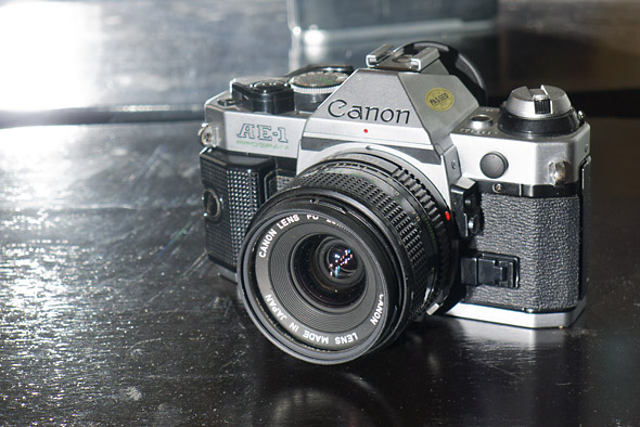 canon ae1 program Street Photo Equipment