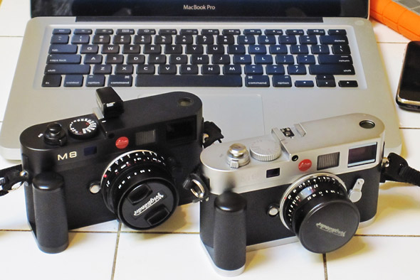leica m8 black chrome Street Photo Equipment
