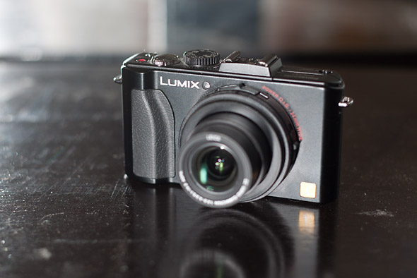 panasonic lumix dmc lx5 Street Photo Equipment