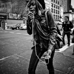 hartel new york black and white street photography