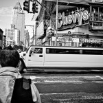 black and white street photography by Markus Hartel, New York City