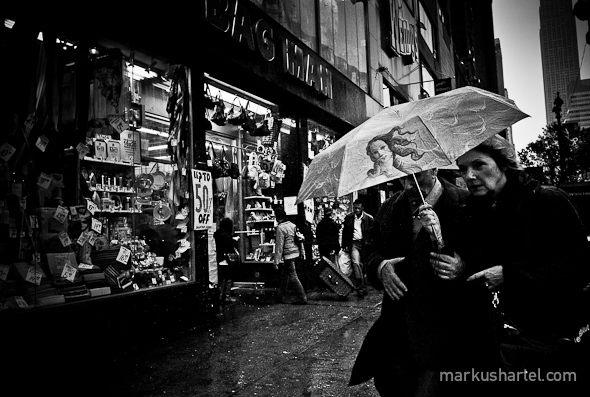street photography by Markus Hartel, New York