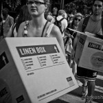 black and white street photography by Markus Hartel, NYC