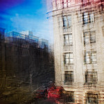 view out of my window, Washington Heights, NYC - street photography by Markus Hartel, NYC