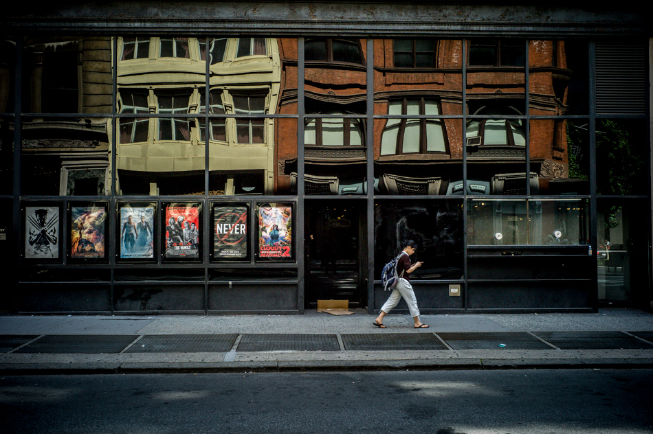 modern american street photography by Markus Hartel, New York City