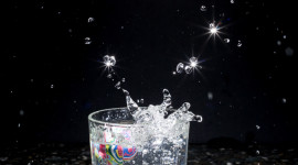 High Speed Photography Water Splash