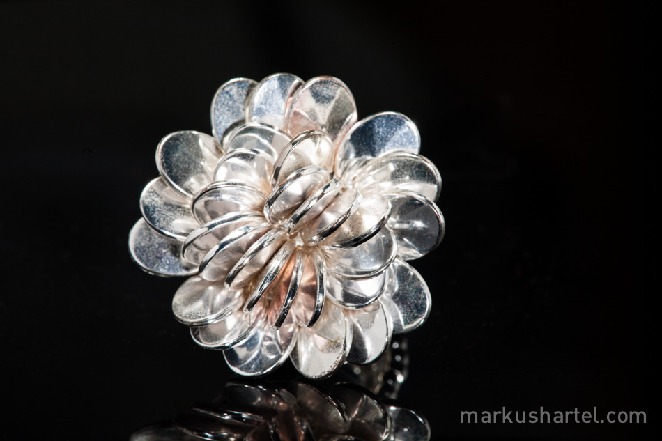 Jewelry photography, Markus Hartel, New York