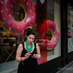 american color street photography by Markus Hartel, New York City