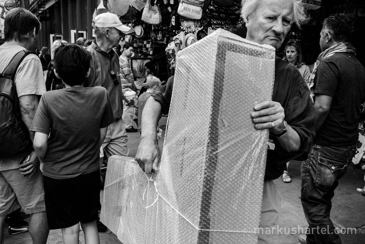 Chinatown, street photography by Markus Hartel, New York City