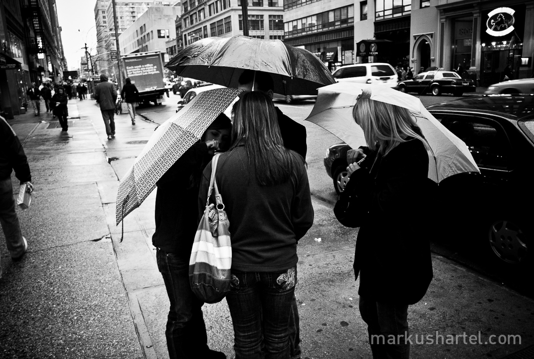 The things crappy weather does to your umbrella