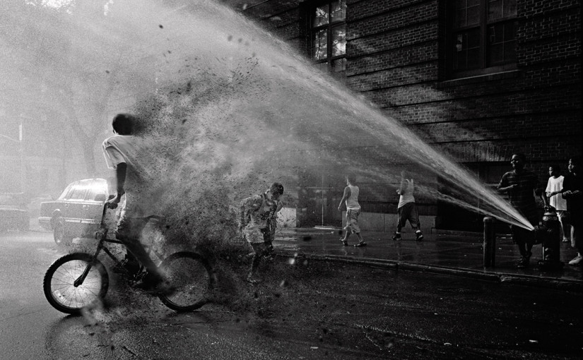 Markus Hartel Kids and Fire hydrant destruction
