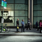 Markus Hartel color street photography, New York