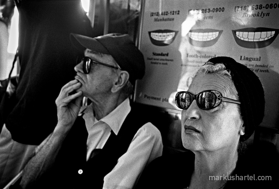 Lingual - street photography by Markus Hartel, New York