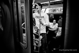 Fordham - street photography by Markus Hartel, New York