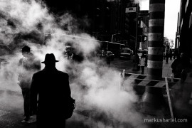 Silo & Steam, Little Brazil - street photography workshops by Markus Hartel, New York