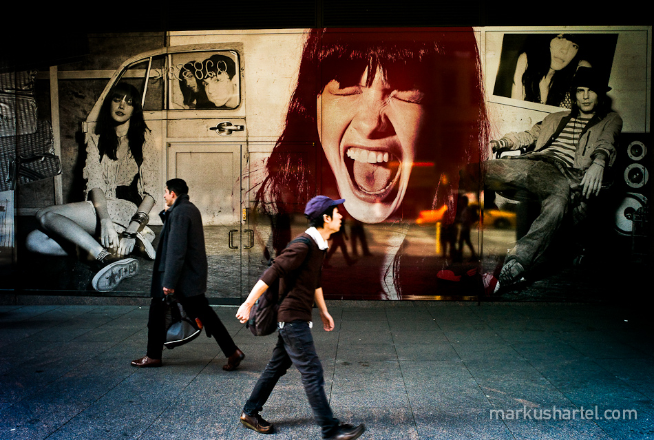 Modern American Color Street Photography By Markus Hartel New York