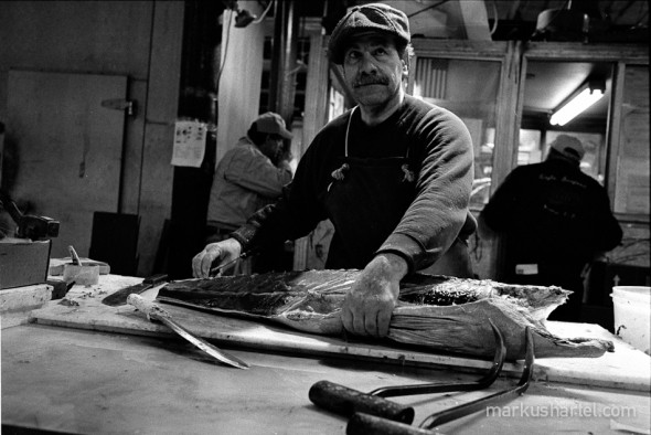 Fulton Fishmarket - Markus Hartel Documentary photography