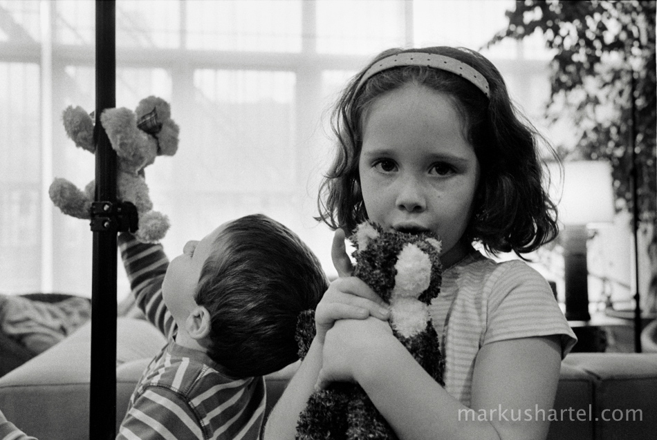 Candid family street portrait photography, Markus Hartel, New York