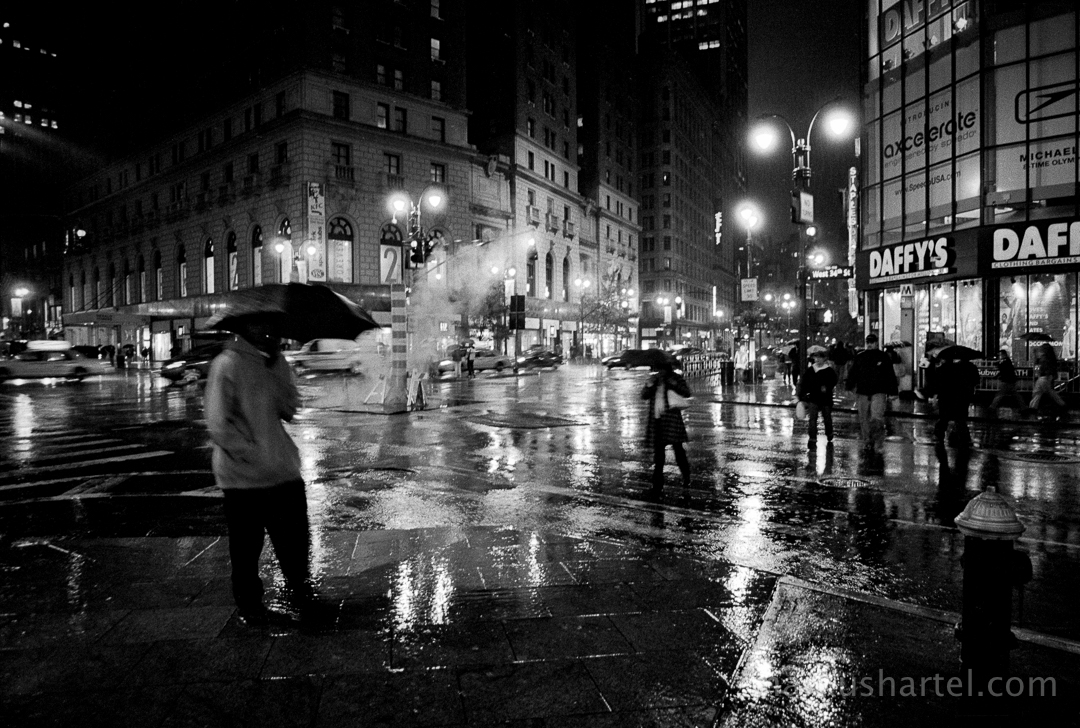 Best places for night Photography in New York City